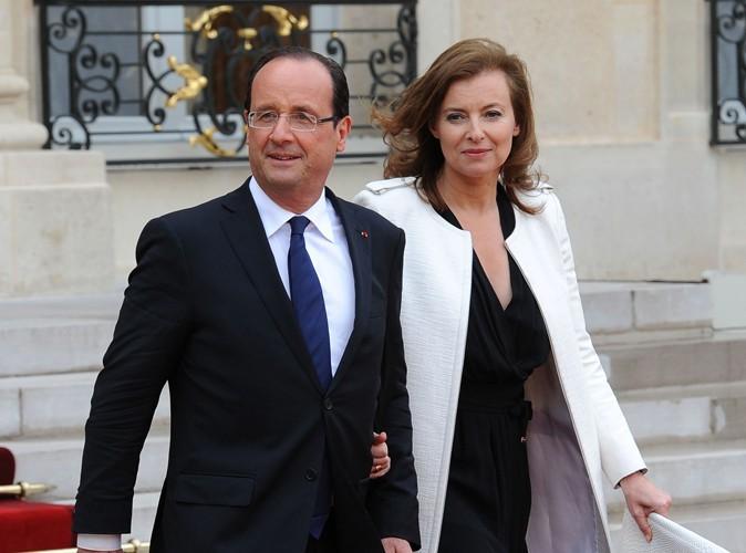 """Valérie Trierweiler : """"Si François Hollande n'avait pas été président, peut-être que nous serions encore ensemble"""""""