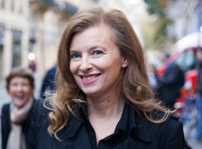 Valérie Trierweiler : son clin d'œil à François Hollande sur Twitter !