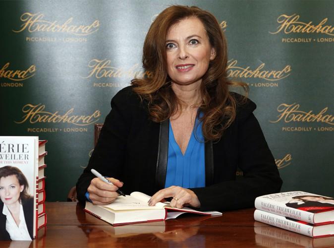 Valérie Trierweiler : une édition de poche en librairie le...
