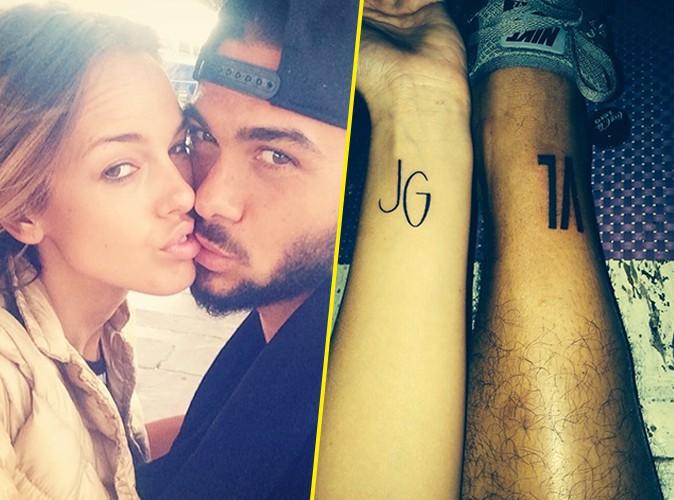 Vanessa Lawrens et Julien Guirado : leur histoire d'amour ? Gravée dans la peau !