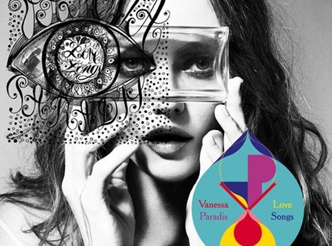 Vanessa Paradis dévoile la pochette de son nouvel album, on craque !