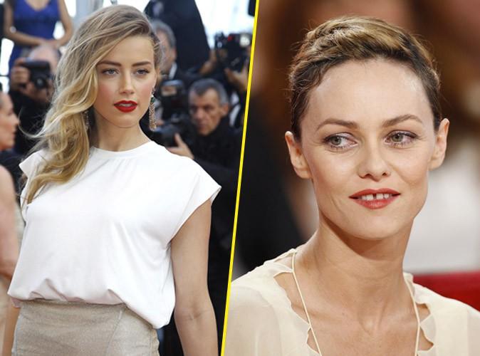 Vanessa Paradis : elle évoque pour la première fois le mariage de Johnny Depp et d'Amber Heard !