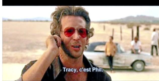 """""""Allô Tracy ? C'est Phil..."""""""