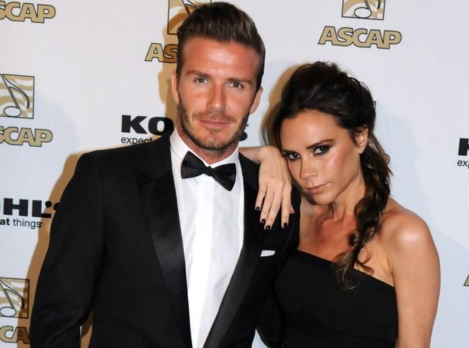 """Victoria Beckham : """"David restera toujours cet incroyable sportif et père dévoué et aimant"""""""