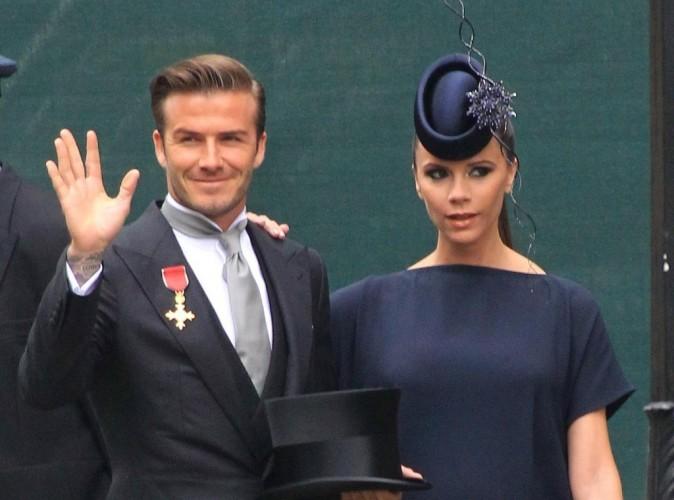 Victoria Beckham : durant le mariage de Kate Middleton et du prince William, elle n'avait d'yeux que pour les toilettes !