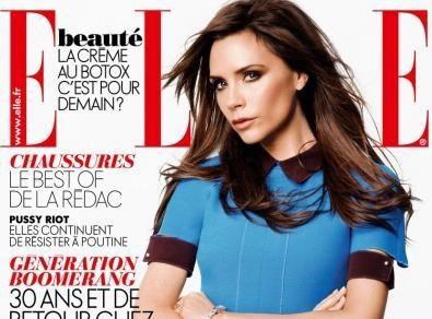 Victoria Beckham : élégance et sophistication pour jouer les parisiennes chic sur papier glacé...