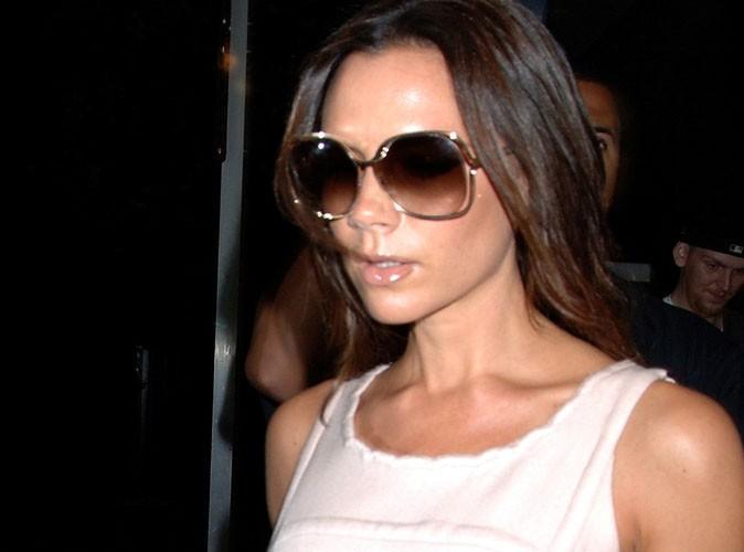 Victoria Beckham : elle met des talons démesurés pour porter son bébé !