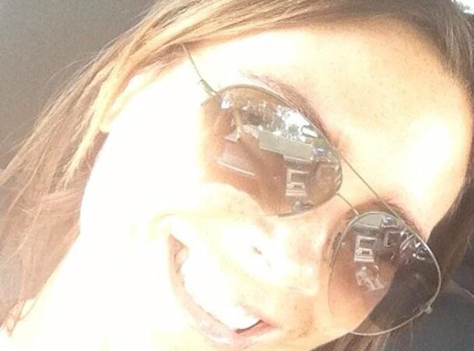 Victoria Beckham : elle n'arrête plus de sourire !