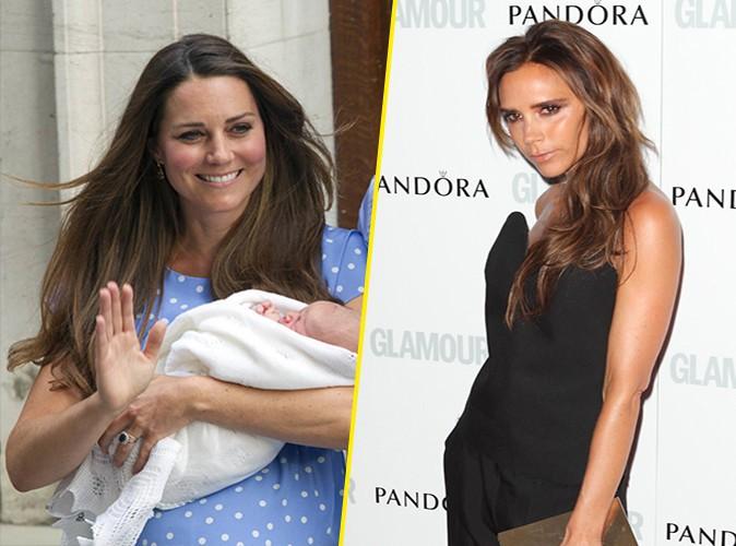 Victoria Beckham : elle s'invite chez Kate Middleton pour lui prodiguer quelques conseils !
