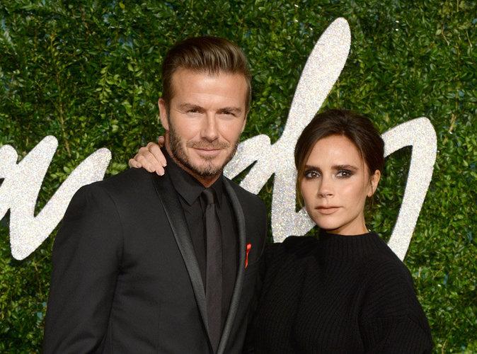 Victoria Beckham �tait so�le quand elle est tomb�e amoureuse de David !