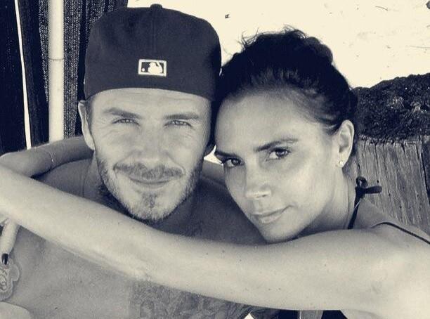 Victoria Beckham fière de son jeune retraité de mari !