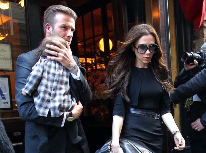 Victoria Beckham : sa fille Harper, 9 mois et déjà mannequin ?