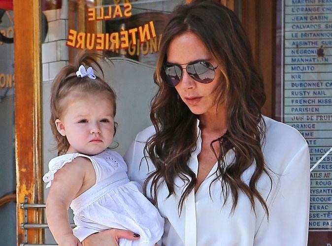 Victoria Beckham : sa nouvelle lubie... Etre assortie à sa fille !