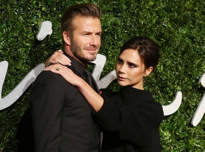 Victoria Beckham : une d�claration d'amour � David Beckham pour 100 000 euros !