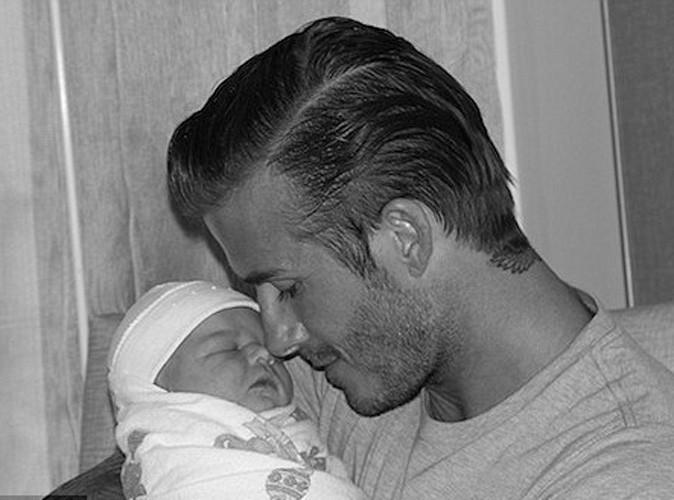 Victoria et David Beckham : découvrez enfin le visage de leur adorable petite fille, Harper Seven !
