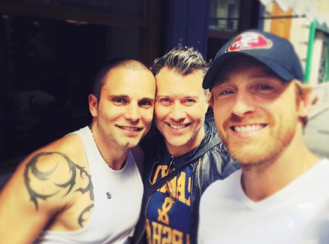 Vidéo : Allan Theo, Chris (G Squad) et Frank (2Be3) réunis pour un nouveau boys band !