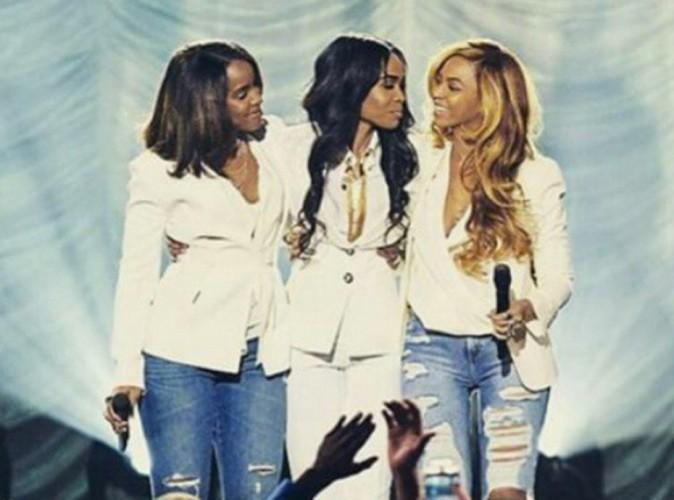 Vidéo : Beyoncé, Kelly Rowland, Michelle Williasms : les Destiny's Child de nouveau réunies !