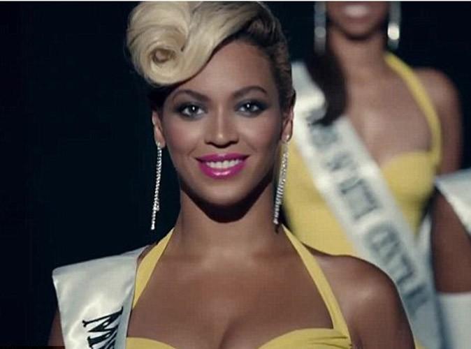 """Vidéo : Beyoncé : reine de beauté en colère dans le clip de """"Pretty Hurts"""" !"""