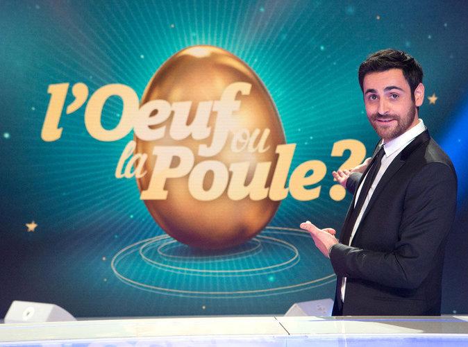 """Vidéo : Camille Combal arrête d'animer """"L'oeuf ou la poule"""" sur D8. Découvrez qui va le remplacer"""