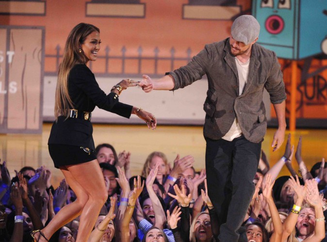 MTV Movie Awards 2015 : Channing Tatum en plein twerk face � J.Lo !