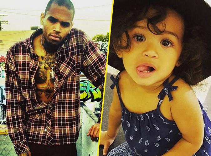 Vidéo : Chris Brown : trop mignonne, sa petite Royalty imite ses chorégraphies !