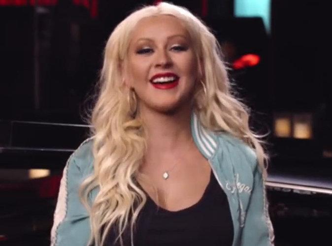 Vidéo : Christina Aguilera devient prof de chant sur le net !
