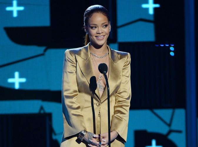 Vidéo : dans les coulisses des BET Awards, Rihanna a dérapé !