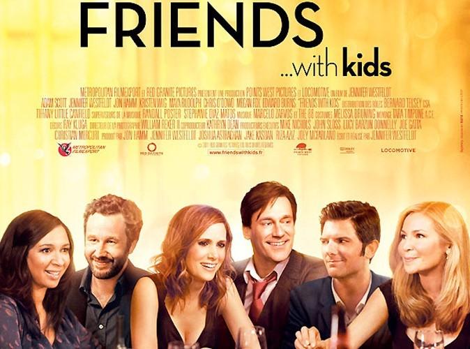 Vidéo : découvrez Friends with Kids avec Megan Fox !
