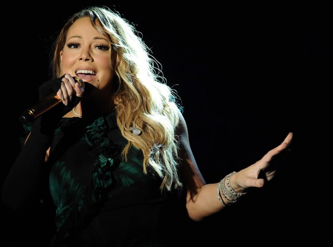 Vidéo : Découvrez le playback raté de Mariah Carey !