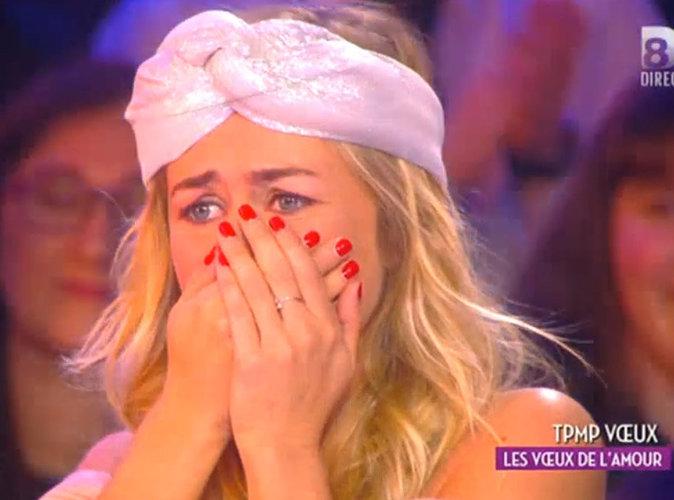 Vidéo : Enora Malagré en larmes sur le plateau de Touche pas à mon prime !