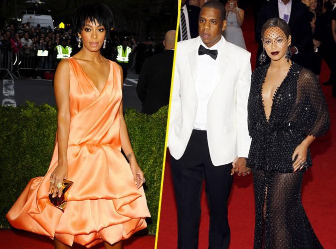 Vidéo : Jay-Z : violemment attaqué par Solange Knowles, la sœur de Beyoncé !