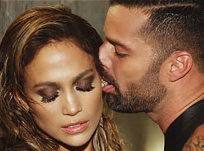 """Vidéo : Jennifer Lopez et Ricky Martin : duo """"muy caliente"""" dans le clip du portoricain Wisin !"""