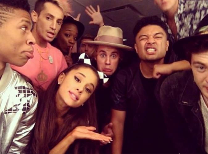 Vidéo : Justin Bieber parle grossesse avec Kendall Jenner et ambiance Ariana Grande !