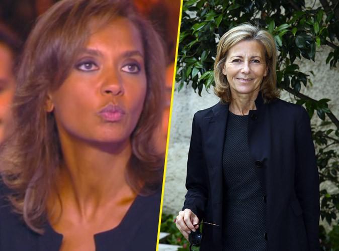 """Vidéo : Karine Le Marchand tacle Claire Chazal : """"On ne va pas pleurer"""" !"""