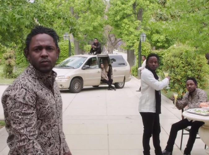 """Vidéo : Kendrick Lamar s'offre une parenthèse jazzy dans le clip de """"For Free"""""""
