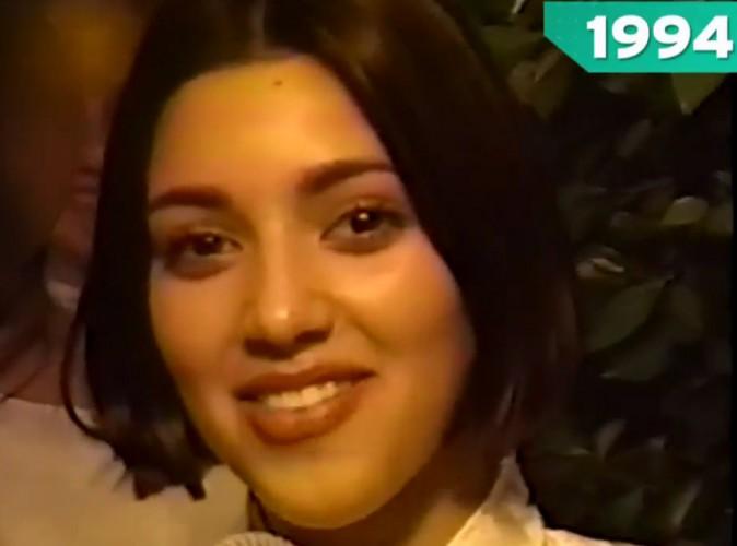 Kim Kardashian : d�j� s�re d'�tre une star � l'�ge de 14 ans !