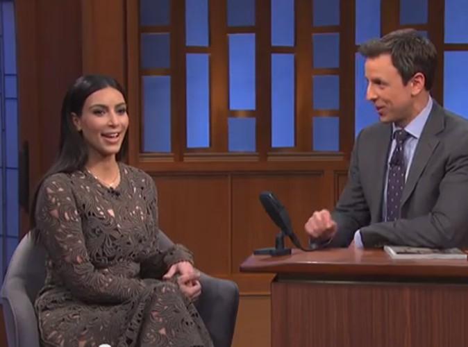 "Vidéo : Kim Kardashian : ""North a pissé sur Kanye pendant le shooting !"""
