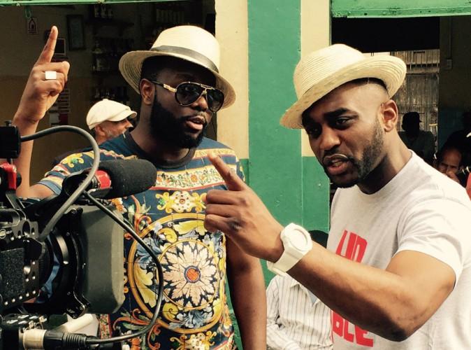 """Vidéo : Mac Tyer et Maître Gims s'envolent à Cuba pour le clip de """"Laisse moi te dire"""" !"""