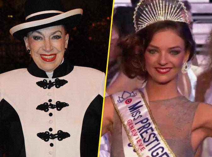 Vidéo : Geneviève de Fontenay : Emue aux larmes au moment de couronner Miss Prestige National