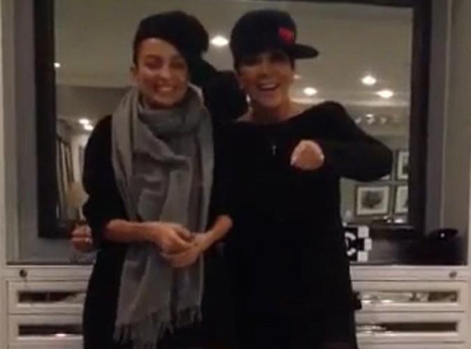 Vidéo : Nicole Richie et Kris Jenner : elle se lance dans le rap !