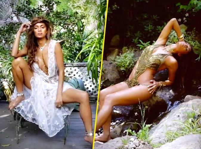 """Vidéo : Nicole Scherzinger : elle dévoile les coulisses sexy de son album """"Big Fat Lie"""" !"""