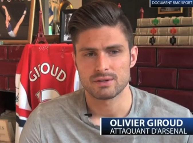 """Vidéo : Olivier Giroud sur l'affaire de l'escort-girl : """"C'est toujours délicat, ça ne fait jamais plaisir... Mais maintenant ça appartient au passé !"""""""
