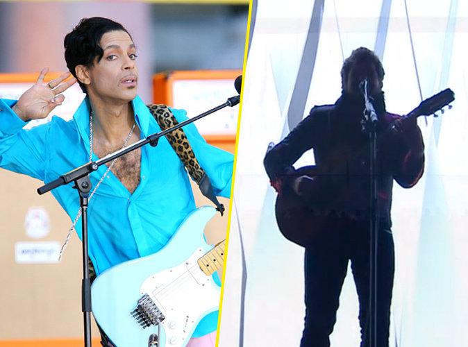 Vidéo : Prince : Découvrez quel célèbre chanteur lui a rendu hommage au Festival de Cannes !
