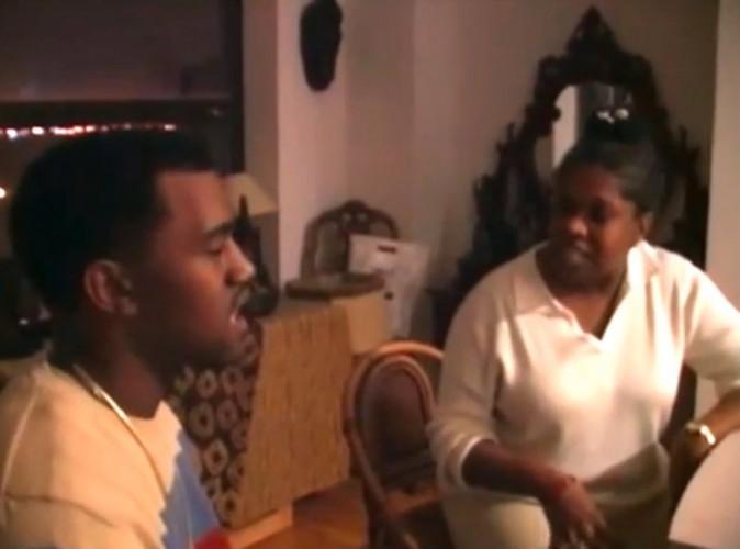 Vidéo : quand Kanye West et sa mère rappaient ensemble !