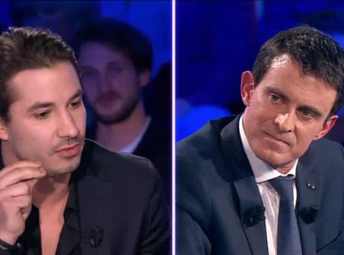 Vidéo : Regardez la passe d'armes entre Jeremy Ferrari et Manuel Valls