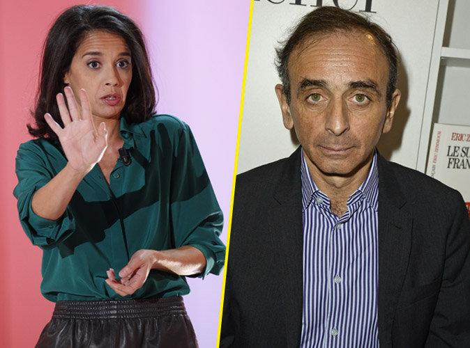 """Vidéo : Sophia Aram : """"Eric Zemmour a un problème avec sa b*** , il est dingue"""" !"""