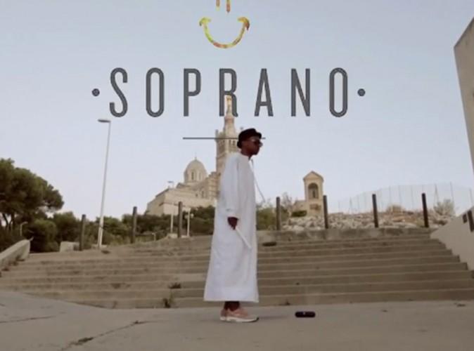 """Vidéo : Soprano : """"Cosmofolie"""" attitude pour son dernier clip !"""