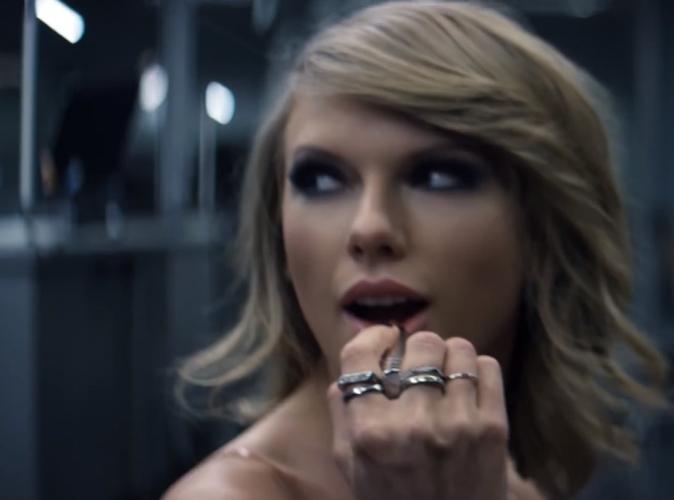 Vidéo : Taylor Swift cascadeuse et à deux doigts du drame pour son clip Bad Blood !