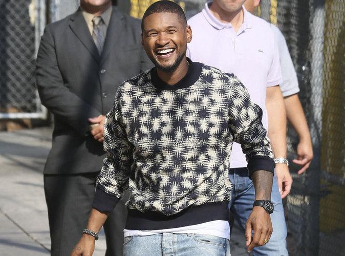 Vidéo : Usher décroche son étoile à Hollywood