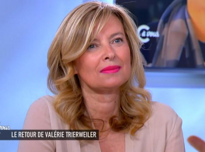 """Vidéo : Valérie Trierweiler : """"Aujourd'hui les gens me voient autrement que hystérique et folle"""" !"""